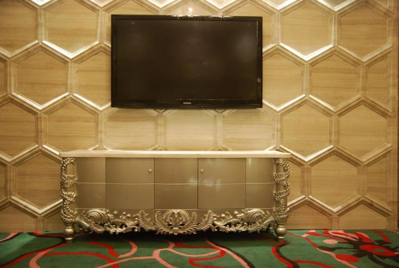 KTV装修设计电视柜